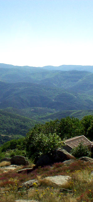 Parc Naturel Régional, Haut-Languedoc - Hérault, le Languedoc © Photothèque Hérault Tourisme - S.Lucchese