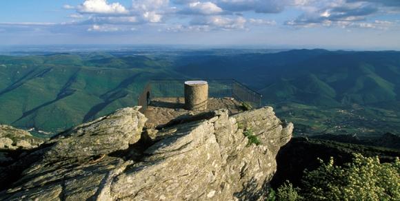 Parc naturel régional du Haut Languedoc - Hérault, le Languedoc © Henri COMTE